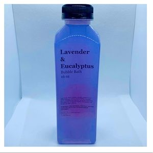 Luxury Lav & Euc Bubble Bath